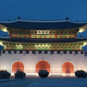 $383起洛杉矶--韩国首尔 往返机票好价