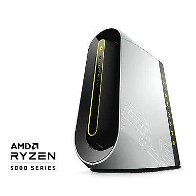 Alienware Aurora R10 台式机(R5 5600X, RX 6800 XT, 8GB,1TB)