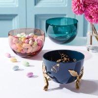 Lenox 金枝玉叶装饰小碗