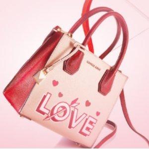 封面款Love包¥890Michael Kors 多款美包超值捡漏 库存少先到先得