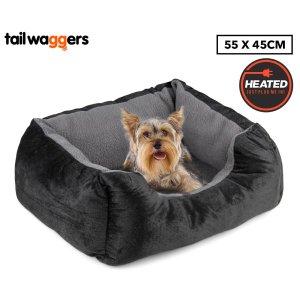所示价格为折后价Tail Waggers 55x45cm宠物床垫