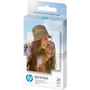 HP 1AH01A Wireless ZINK 2x3