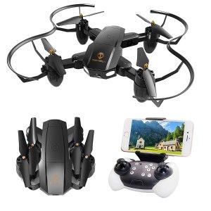 20% offAmazon TOPVISION Foldable Quadcopter RC Drone