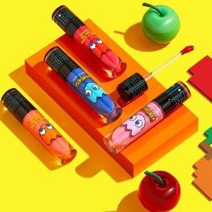 限时5折Wet N' Wild 吃豆人系列彩妆促销 回味经典街机游戏