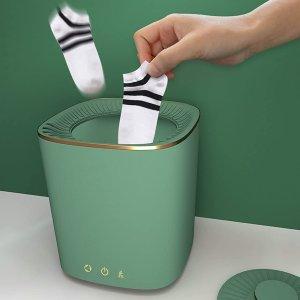低至5折 仅€18.39起收Amazon 精选迷你洗衣机 学生公寓党专属福利 洁癖星人必备