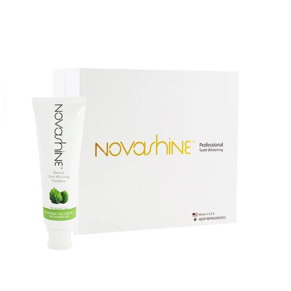 Novashine Bundle ( Kit + Toothpaste )