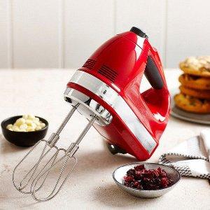 $135 (原价$199)KitchenAid 手持电动搅拌机