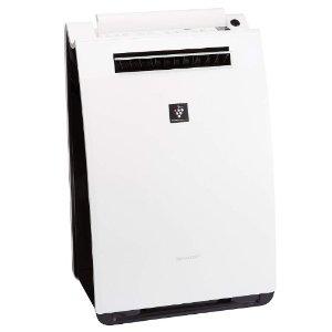 $218 / RMB1517.7SHARP 夏普 加湿空气净化器 KI-FX55-W 去PM2.5 热卖