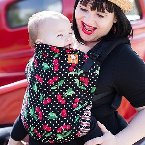 Last Day: Up to 60% OffBaby Tula Baby Carrier Sale @ Zulily