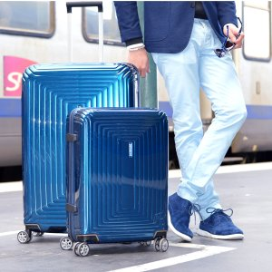 低至25折限今天:Samsonite新秀丽、Delsey等品牌行李箱限时特惠