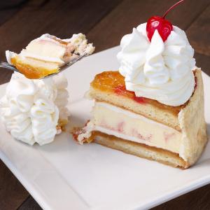 送1份任意自选口味芝士蛋糕最后一天:The Cheesecake Factory 订餐满$30优惠活动
