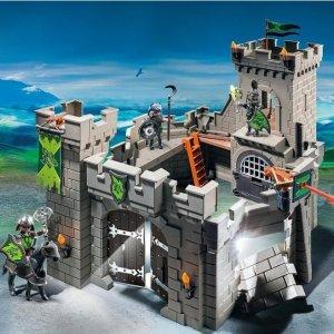精选75折,送给小孩的最佳玩具德国 Playmobil 儿童益智拼插玩具 黄金周大促