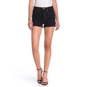 Levi's501 牛仔短裤