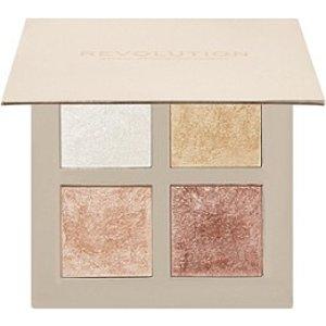 Makeup Revolution$3.5 off with $15 purchaseIncandescent Face Quad Highlighting Palette | Ulta Beauty