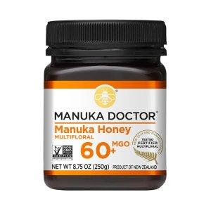 Manuka Doctor要使用折扣码SEPTQUICK60 MGO 麦卢卡蜂蜜 1.1lb