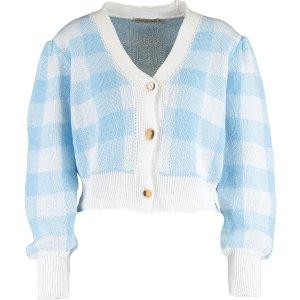 低至2.1折 £14收Maje平替学院风TK MAXX 秋日毛衣开衫 可奶可甜学院风 Maje平替