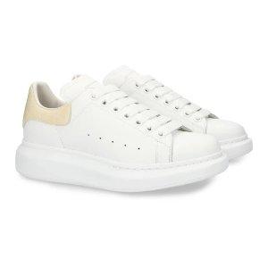 Alexander McQueen41米尾小白鞋
