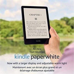 10月27日发货 续航10周新一代Kindle Paperwhite电子书 8GB
