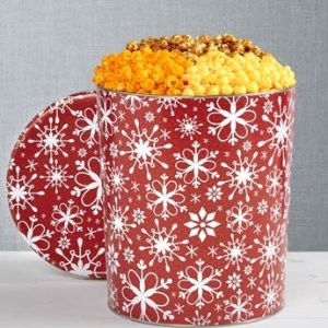The Popcorn FactorySnowflake Popcorn Tins | The Popcorn Factory - 67912