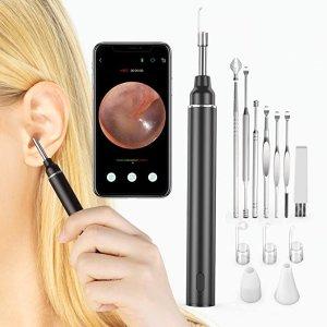 无线耳清洁器