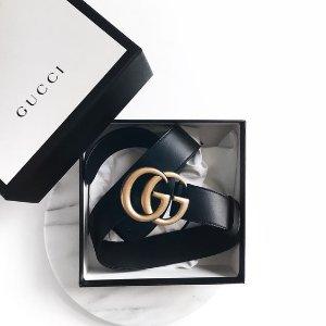 纪梵希pandora$1245Ssense 定价优势 Gucci腰带$345 拖鞋$210