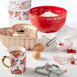 Extra 20% off Martha Stewart Heart Collection on Sale @ Macy's
