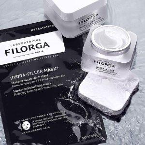 变相6折起 菲洛嘉买3免1+额外9折Beauty Expert 闪促专区 收十全大补面膜、freezeframe丰胸霜