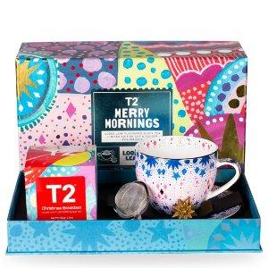 T2 tea茶包套装