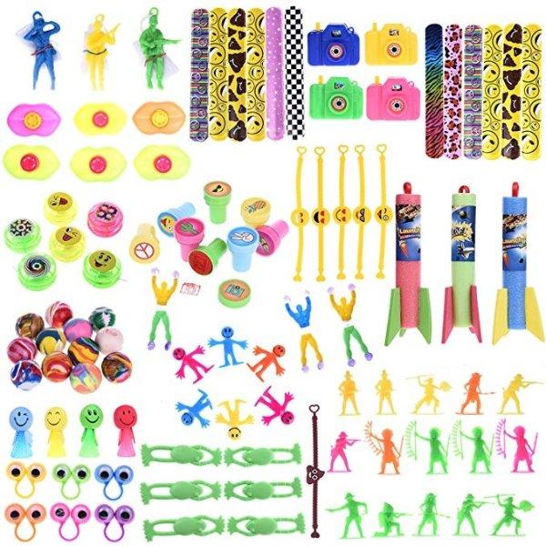 100个派对玩具