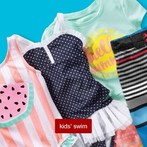 6b843d1d4e Girls    Boys  Swimwear   Target.com BOGO 50% Off - Dealmoon