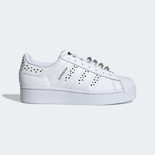 Swarovski Superstar 厚底鞋
