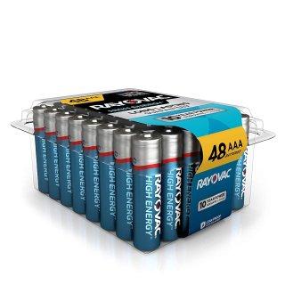 $5.61Rayovac AAA碱性电池48颗