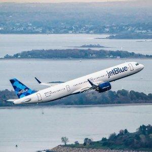 单程机票$59起JetBlue 精选机票冬季惊喜促销 出差度假出行省钱选择