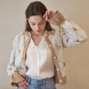低至7折+额外9折W Concept 秋冬新款美衣热卖 做有风度又有温度的时尚弄潮儿