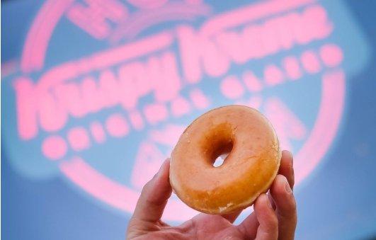甜甜圈免费领甜甜圈免费领