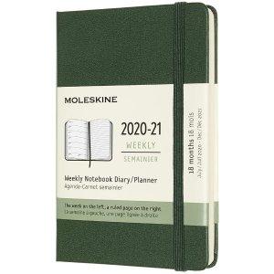 Moleskine18个月日程本 20-21