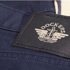 $29.99起Dockers 大降价 Khakis $39.99起,衬衫$29.99起
