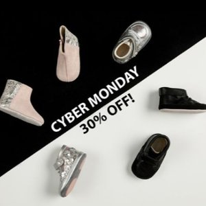 30% OffRobeez Crib Shoes Sitewide Sale