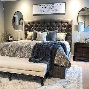 低至5.5折Ashley Furniture 总统日特卖开始 精选家居低价促销