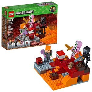20fce8cb27366 LEGO Minecraft Toys Sale @ Amazon As Low As $11.99 - Dealmoon