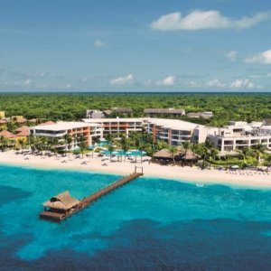 As Low as $101All-Inclusive Adults-Only Secrets Aura Cozumel