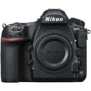 Nikon D850 DSLR Camera Body