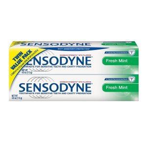Sensodyne Sensitivity Toothpaste for Sensitive Teeth 4oz pack of 2