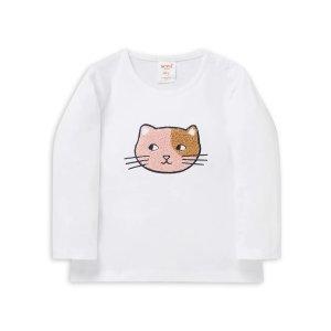 宝宝 小猫T恤
