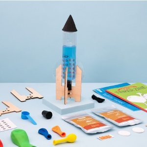 Up to 3 Months FreeKiwico Hands-on Science And Art Projects Delivered for Ages 0-16+