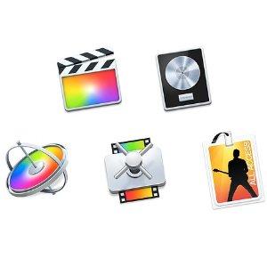 别单买,教育套$199人人都能下单Final Cut Pro X 专业影音剪辑软件套装 教育套装