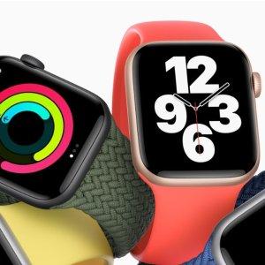 置换3代得$100, 4/5代更高Verizon 买Apple Watch Series 6 可享至少$100减免