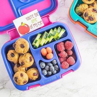 $19.99 多色可选Bentgo 防漏分隔式儿童午餐盒