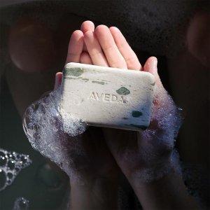 Aveda深层清洁全身毛孔迷迭香身体皂