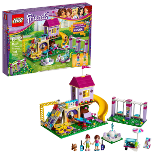 $27LEGO Friends Heartlake City Playground 41325 Building Kit (326 Piece) @ Amazon.com